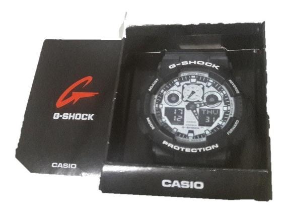 Relógio Cassio G-shock Ga-100-1a4dr