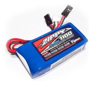Life Bateria Receptor 1100 2s 10c 6.6v Zippy
