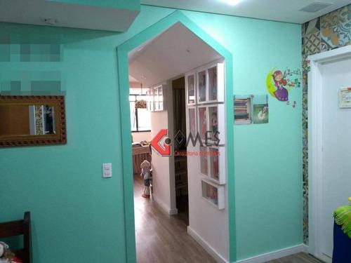Imagem 1 de 14 de Sala À Venda, 60 M² Por R$ 370.000,00 - Rudge Ramos - São Bernardo Do Campo/sp - Sa0408