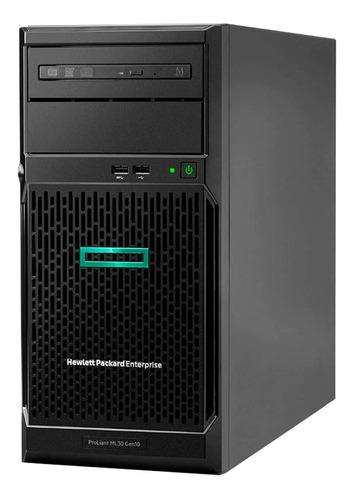 Imagen 1 de 7 de Servidor Hp Proliant Ml30 Gen10 Intel Xeon 16gb 1tb Bagc