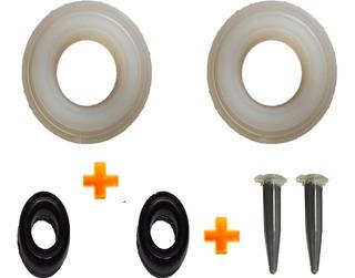 Kit 2 Buchas E 2 Anéis + Graxa Para Cbc G1 Modelo Antigo