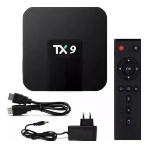 Smart Tv Box Tx9 Tanix 16gb - 2gb De Ram