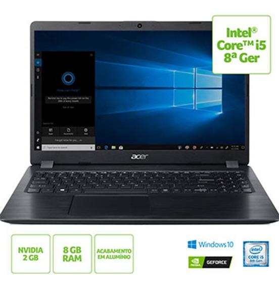 Notebook Acer 15,6 A515-52g-58lz I5 8265u 8gb 1tb W10 Sl Tec