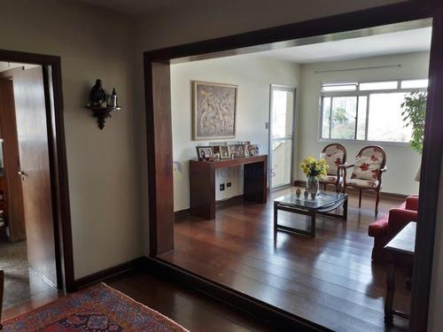 Apartamento Com 3 Dormitórios À Venda, 129 M² Por R$ 770.000,00 - Centro - Poços De Caldas/mg - Ap3416