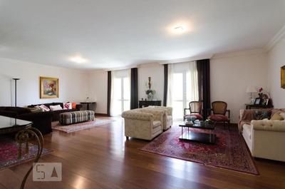 Apartamento No 4º Andar Mobiliado Com 4 Dormitórios E 2 Garagens - Id: 892809771 - 109771