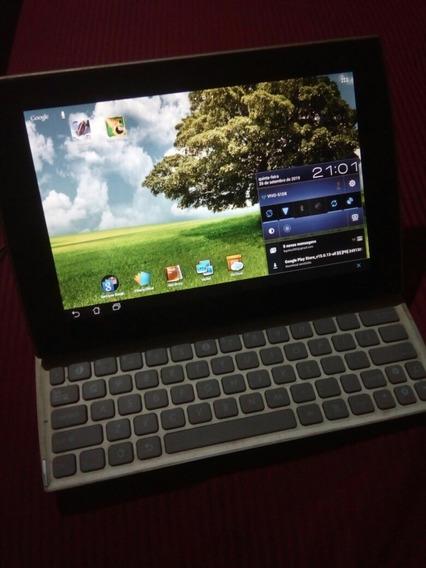 Tablet Asus Slider Sl101 Com Hdmi - Grátis Cabo Hdmi