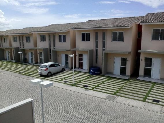 Casa Em Parque Santa Maria, Fortaleza/ce De 70m² 2 Quartos À Venda Por R$ 243.071,92 - Ca607876