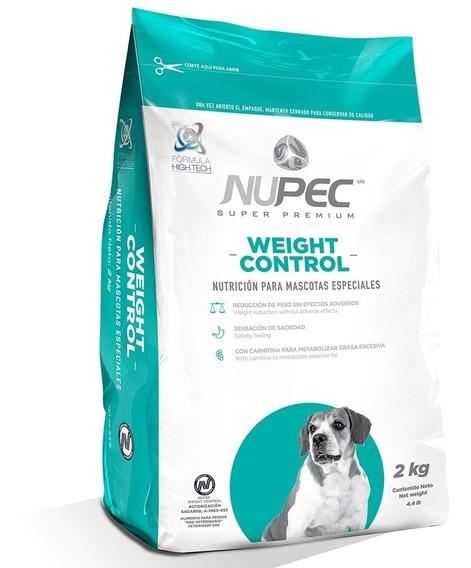 Alimento Perro Adulto Control Peso Nupec 2kg