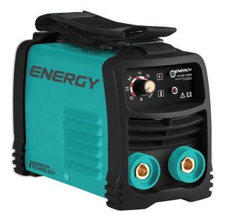 Soldadora Electrodo Energy Mini 110v 130 Amp I1302120sme