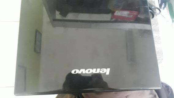 Notebook Lenovo 3000 G530 - Defeito
