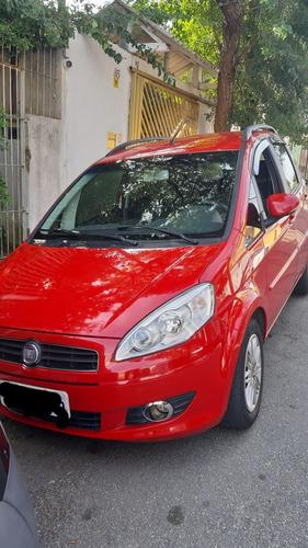 Imagem 1 de 5 de Fiat Idea 2012 1.4 Attractive Flex 5p