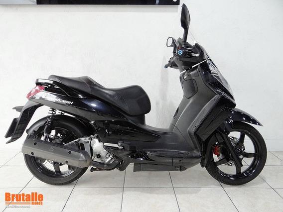 Dafra Citycom 300 I Preta
