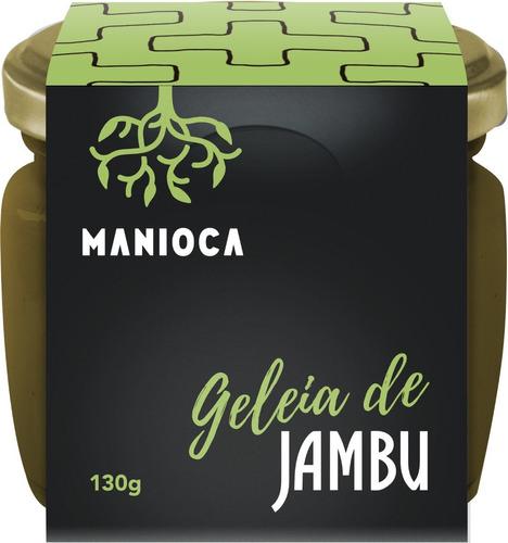 Geleia De Jambu 130g Manioca - 100% Natural