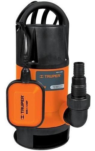 Bomba Sumergible Agua Sucia 1 Hp Truper 12603