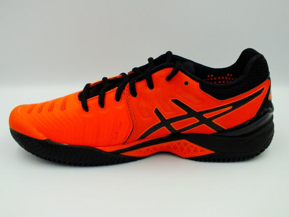 Tênis Asics Gel Resolution 7 Clay - Para Quadra De Saibro