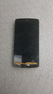 Teléfono Nexus 5 (para Repuesto O Reparar)