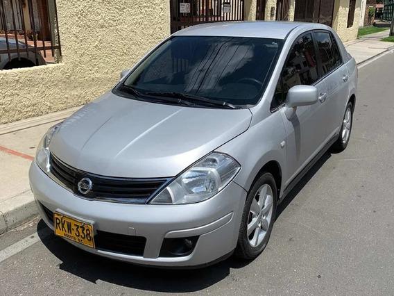 Nissan Tiida 1.8cc At