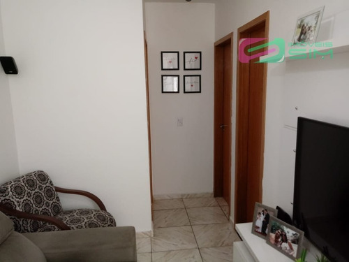 Imagem 1 de 30 de Lindo Apartamento Em Vila Camilopolis - Santo André - 4760