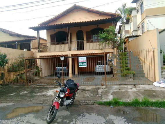Òtima Casa De 4 Quartos Com Suíte No Bairro Serrano. Região Pampulha! - 7238