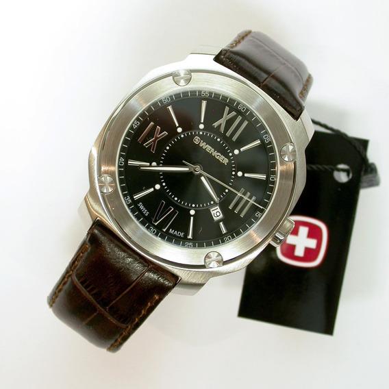 Reloj Wenger Edge Nuevo Y Original. Swiss Made. Para Hombre.