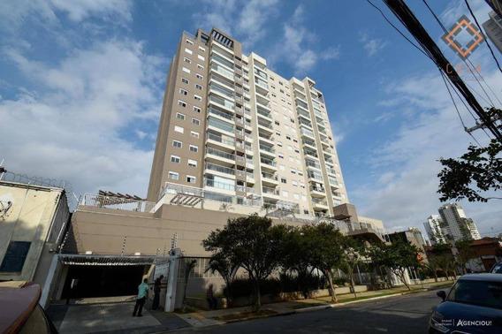Apartamento Com 2 Dormitórios À Venda, 57 M² Por R$ 470.000 - Barra Funda - São Paulo/sp - Ap42456