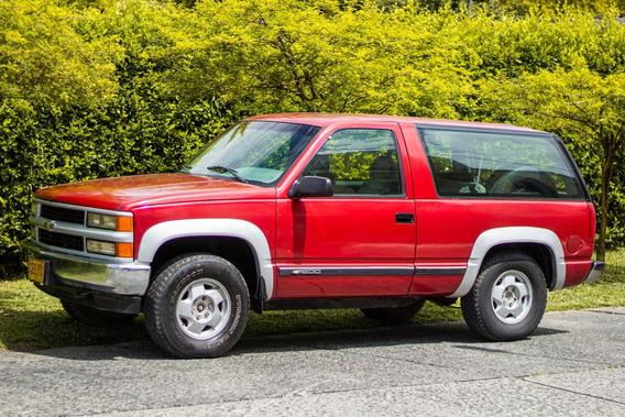 Chevrolet Grand Blazer 1995 Muy Buen Precio