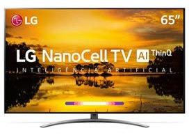 Smarttv 4k Lg Led 65 Tecnologia Nanocell 65sm9000psa