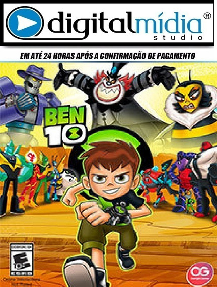 Ben 10 Pc- Digital