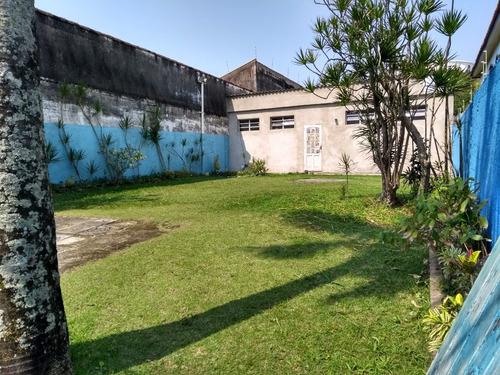 Terreno Com Ponto Turístico Em Itanhaém - Ter059