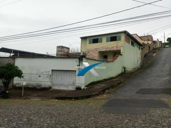 Casa Duplex À Venda 3 Quartos, Sendo 1 Suíte, No Bairro Casa Branca Em Bh - Ca0819