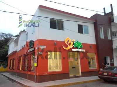 Departamento Amueblado En Renta En Colonia Centro En Tuxpan Veracruz, Ubicado En La Calle Melchor Ocampo # 5 Altos De La Colonia Centro, Cuenta Con Sala, Comedor, Cocina, 2 Recamaras, 2 Baños, 2 Aire
