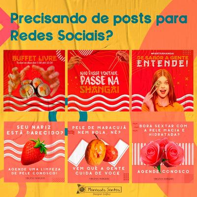 Posts Para Redes Socias