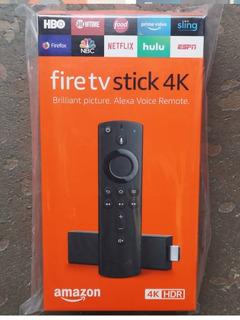 Amazon Fire Tv Stick Hd Y 4k Última Generación