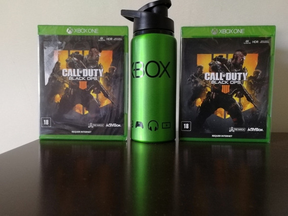 Jogos Call Of Duty Black Ops 4 + Squeeze Xbox