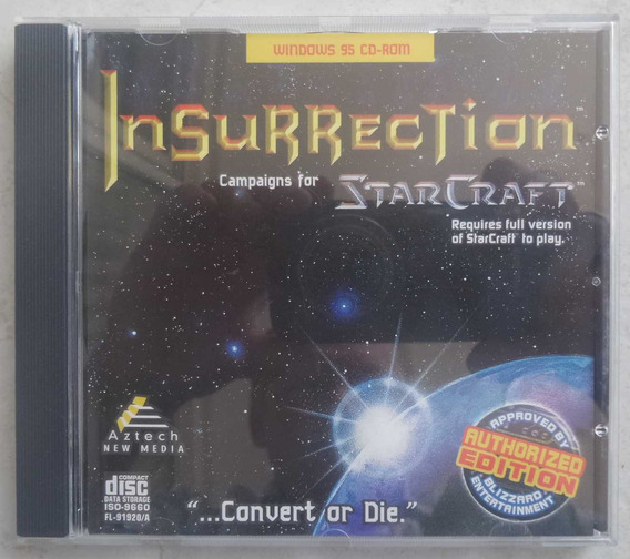 Starcraft - Insurrection ( Americano )