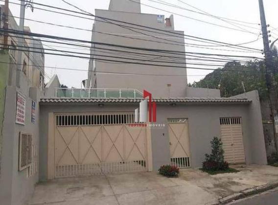 Sobrado Em Condominio, Com 2 Dormitórios À Venda, 75 M² Por R$ 430.000 - Parada Inglesa - São Paulo/sp - So0148