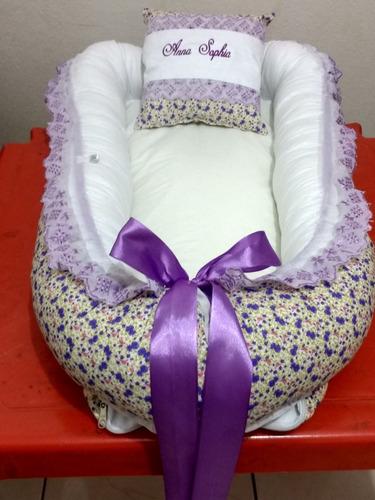 Ninhos Para Bebê Ou Redutor De Berço,produto 100%algodao.