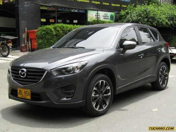 Mazda Cx5 Grand Touring 2500 Cc At 4x4