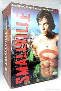 Smallville Primera Temporada Completa 6 Dvd Nuevo Cerra