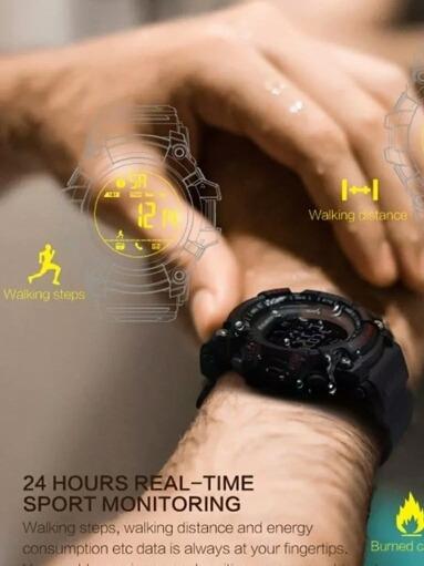Relógio Multifunções Lokmat Ex 16 G-shock