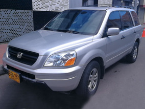 Honda Pilot Mod. 2005 Blindada