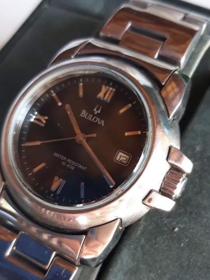 Relógio Bulova Clássico.