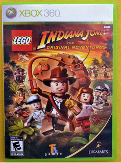 Indiana Jones Lego Xbox 360