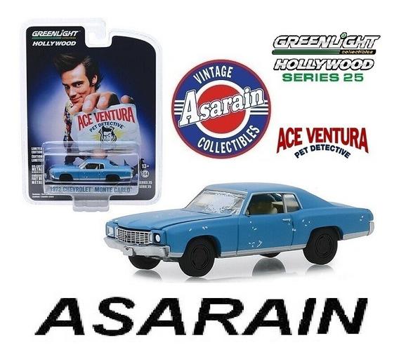 Chevrolet Monte Carlo Ace Ventura Hollywood Greenlight 1/64