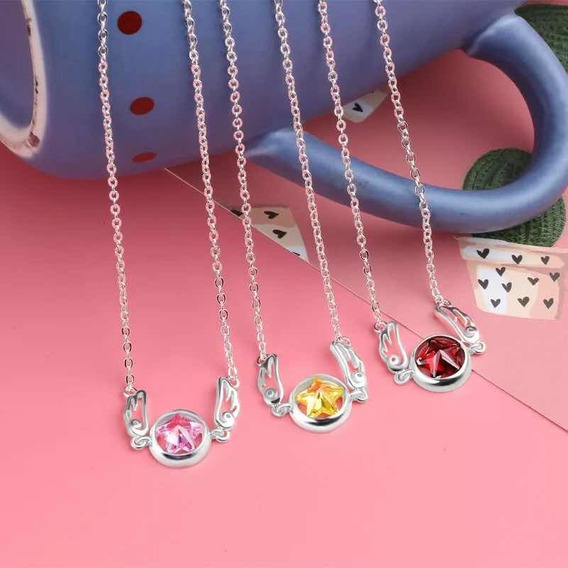 Collar Sakura Card Captor Kawaii