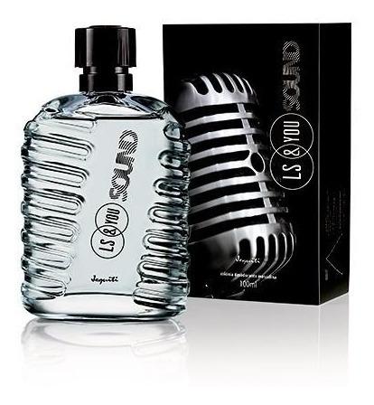 Jequiti Ls & You Sound Desodorante Colônia Masculina - 100ml