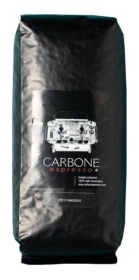 Cafe Carbone Espresso, 500 Gramos. Gourmet. Granos