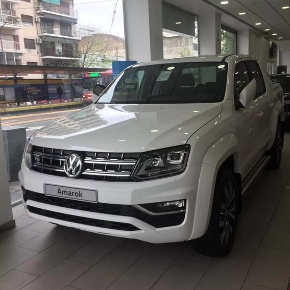 Amarok V6 Extreme 0km Nueva Volkswagen 2020 Precio Highline