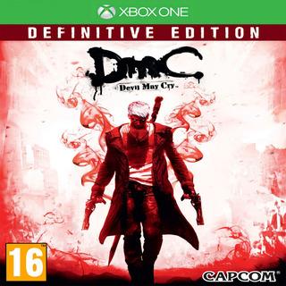 Oni Games - Dmc Devil May Cry Definitive Edition X-box One