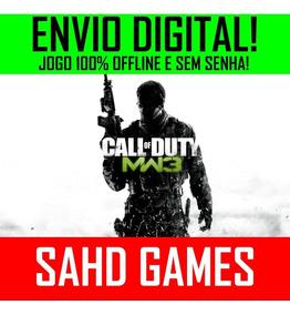 Cod Call Of Duty: Modern Warfare 3 Pc +1 Jogo